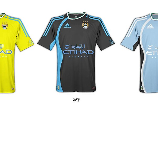 man city kit