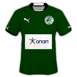 Panathinaikos kit 1