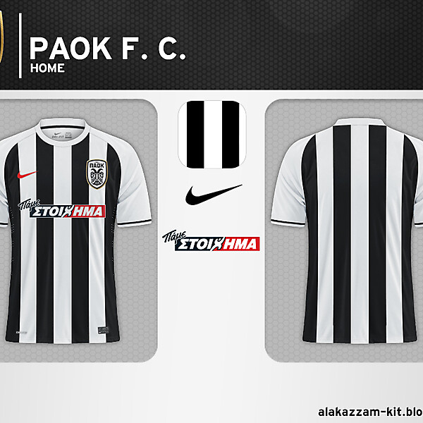 Paok F.C. Home