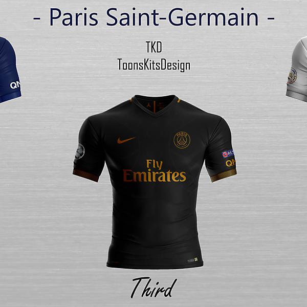 Paris Saint-Germain Concept