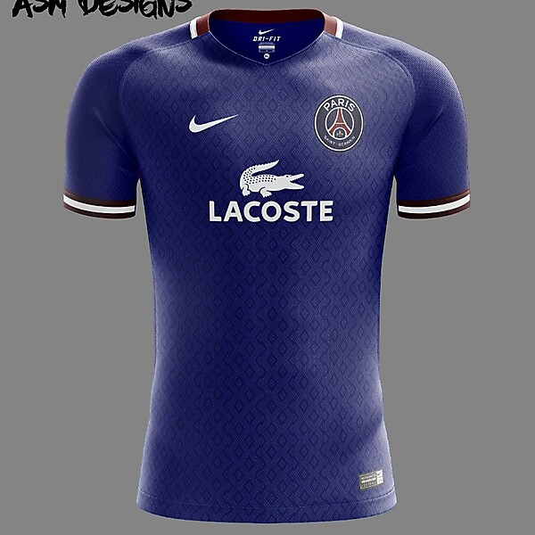 Paris Saint-Germain F.C Nike 2018 Home Kit