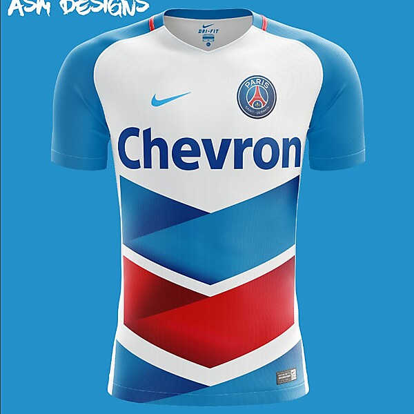 Paris Saint-Germain X Chevron