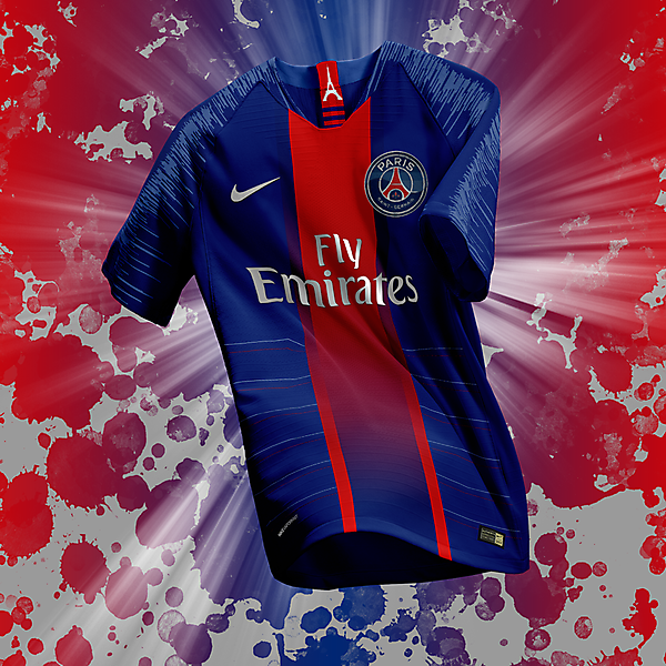 Paris Saint Germain home nike