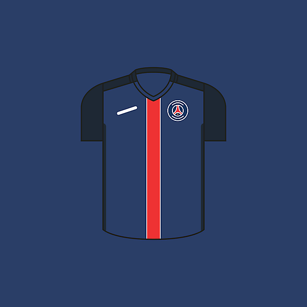 Paris Saint Germain × Minimalist