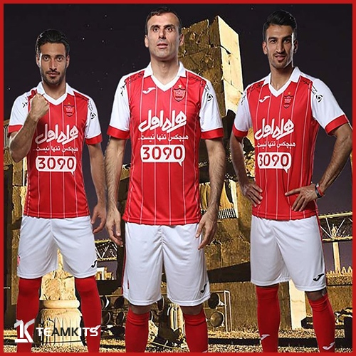 persepolis iran new kit 96-97