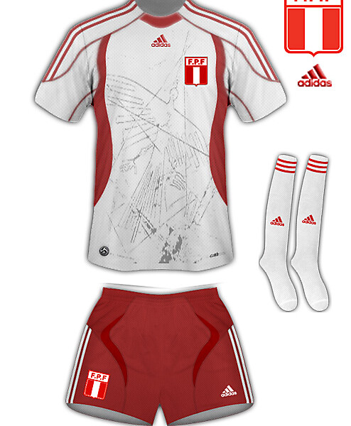 Peru Kits in NAZCA LINES