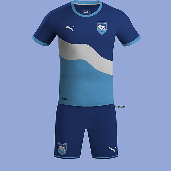 Pescara / Away Kit