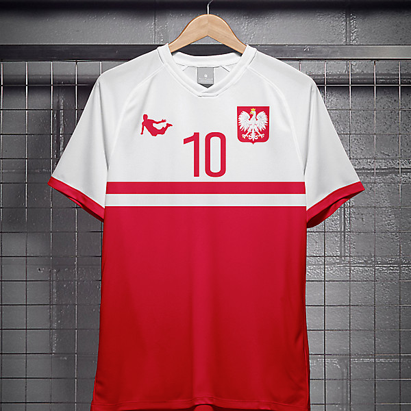 Poland - Away Kit