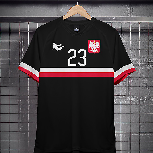Poland - Third Kit
