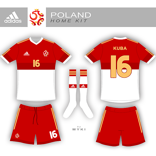 Polish National Home Kit