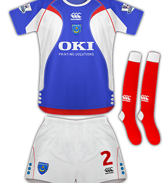 Portsmouth Home & Away