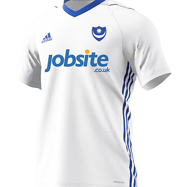 Portsmouth FC Adidas Away kit