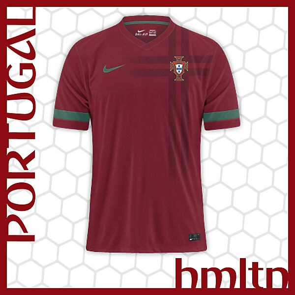 Portugal World Cup kit for Russia 2018