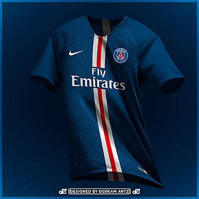 PSG - Home Kit (2019/20)