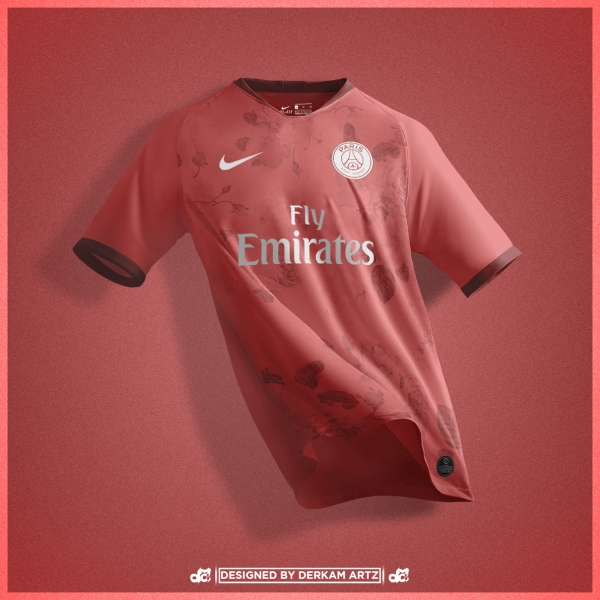 PSG - Valentine's Day Kit (2019)