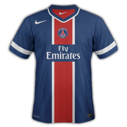 PSG fantasy kits for 2014/15