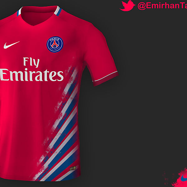 PSG 3rd Kit Design