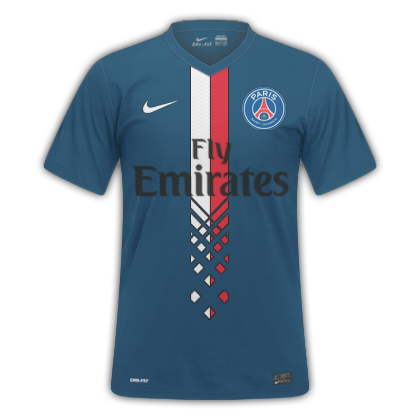 PSG Home Fantasy Kit