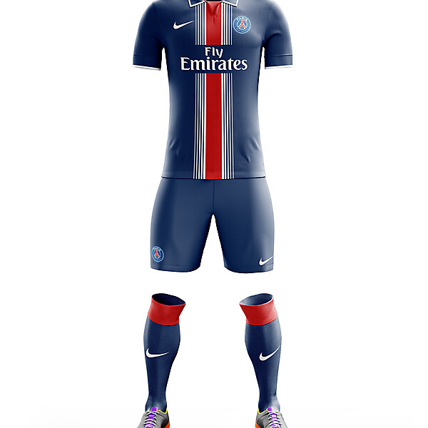 PSG Home Kit 17/18.