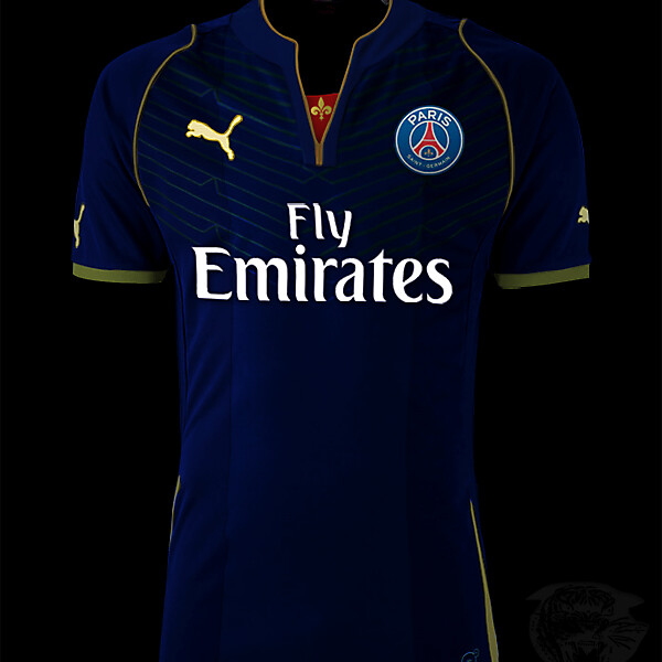 PSG Puma Away Kit