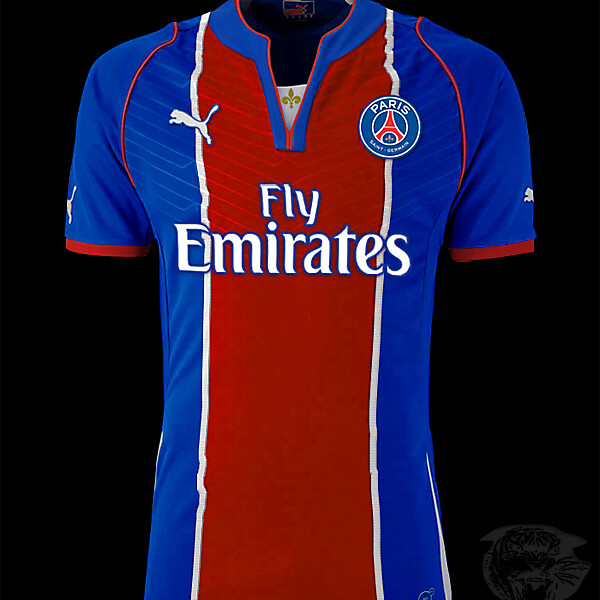 PSG Puma Home Kit