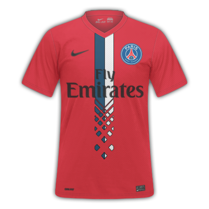 PSG Third Fantasy Kit