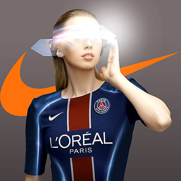 PSG Women Kit Concept
