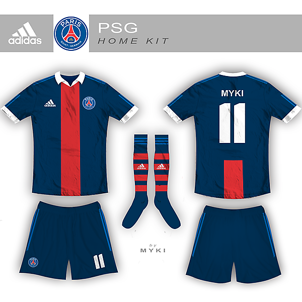 PSG Home Kit (edited)