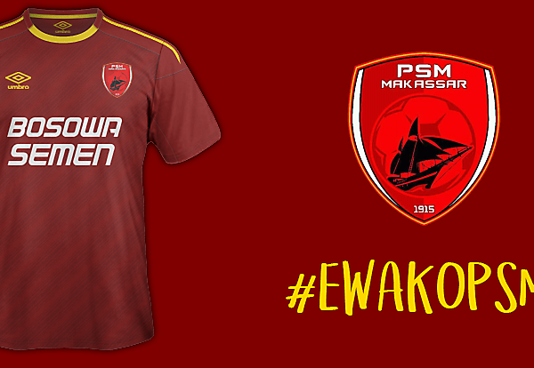 PSM Makassar Home Kit