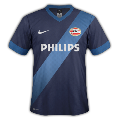 PSV fantasy kits with Nike