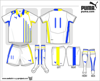 bosnia home kit, fantasy