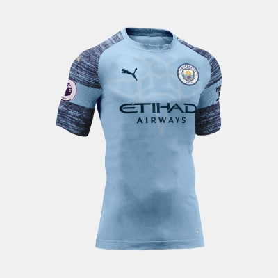 Puma Manchester City 2019-20 Home Jersey Concept
