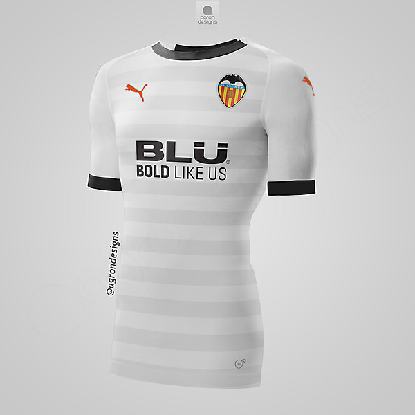 PUMA VALENCIA HOME KIT CONCEPT