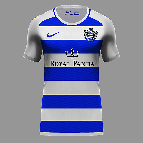 Queens Park Rangers - Nike Home Kit