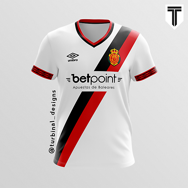 RCD Mallorca Away Concept Kit