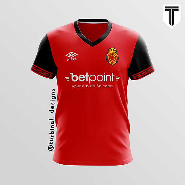 RCD Mallorca Home Concept Kit