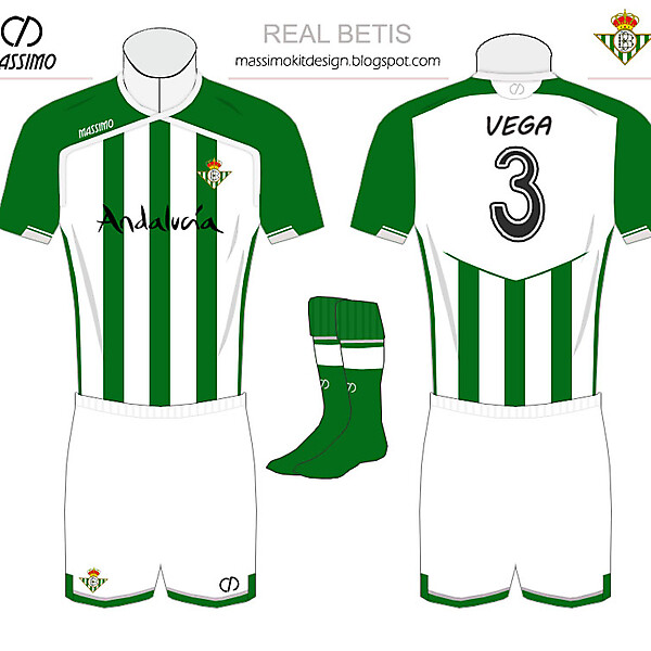 Real Betis Home