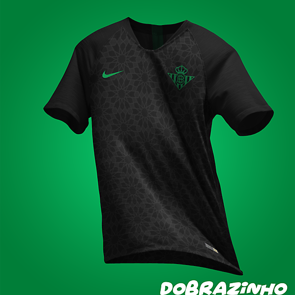 Real Betis Third Kit Concept x Nike