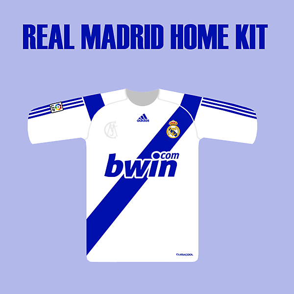 Real Madrid Fantasy Home Kit