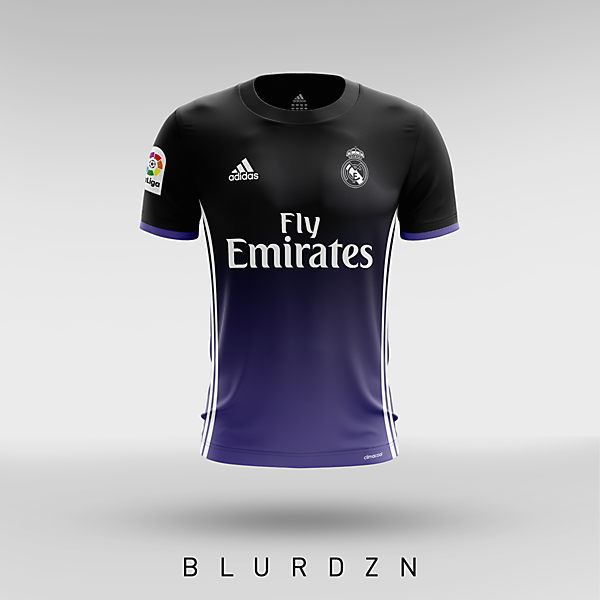 Real Madrid - Third Kit Remake