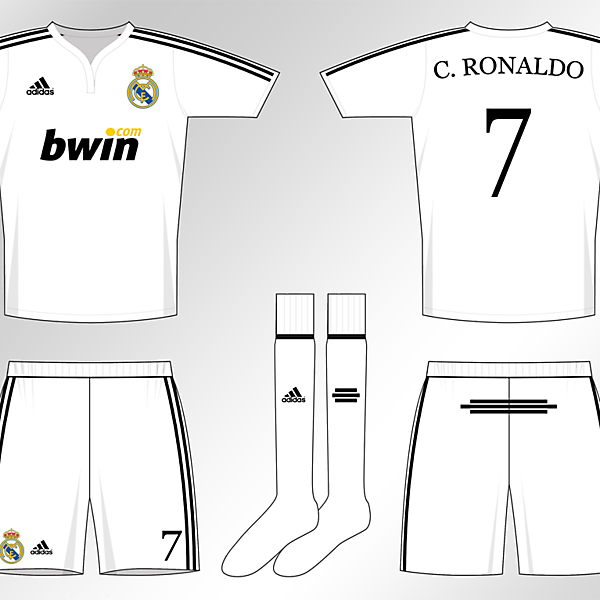Real Madrid home fantasy