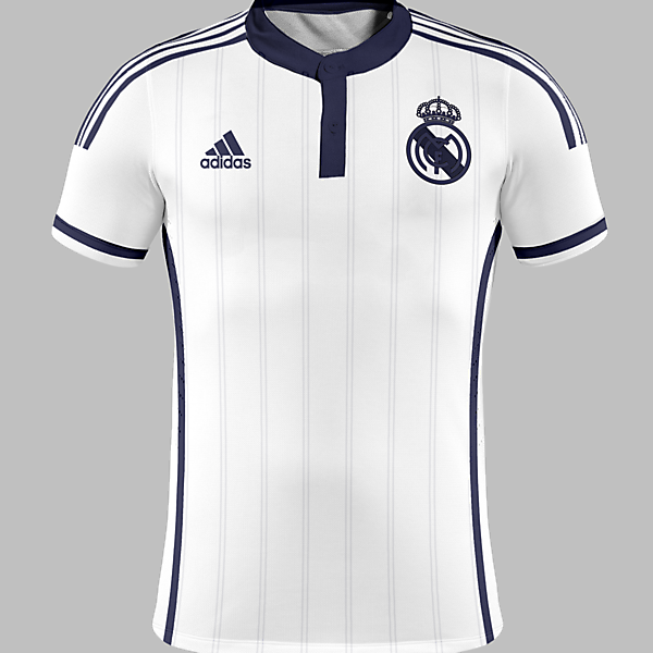 Real Madrid 2015-2016 Home