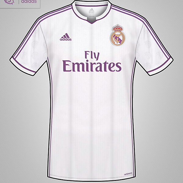 Real Madrid | Home Kit