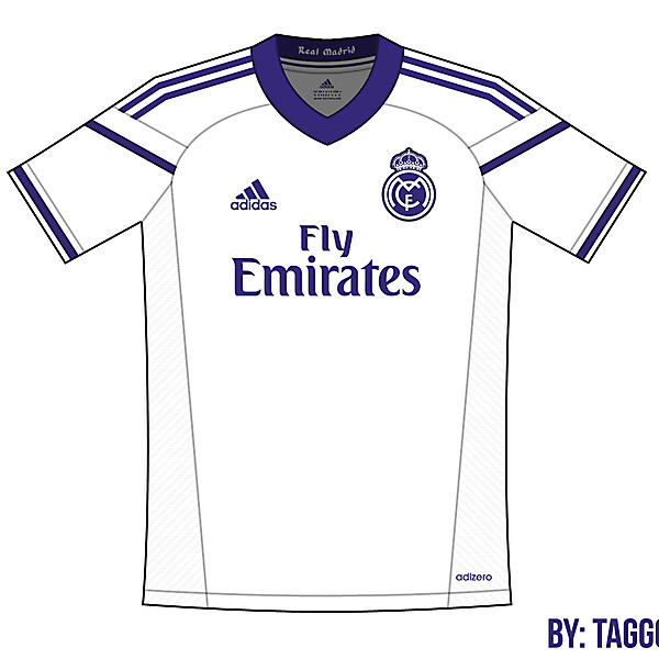 Real Madrid Adidas Home