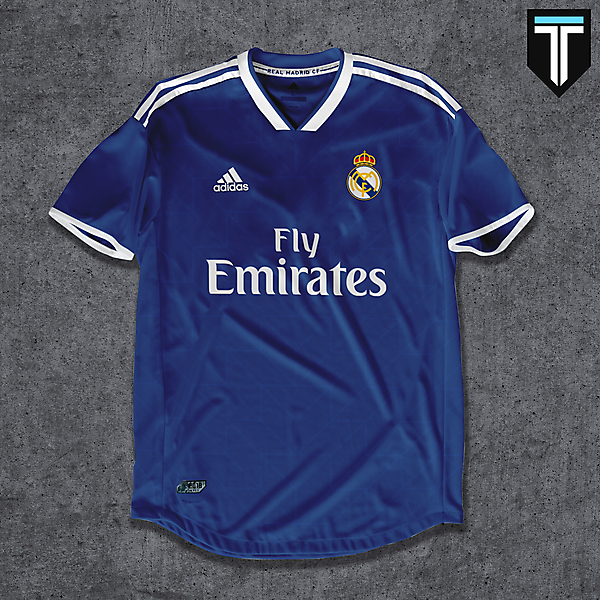 Real Madrid Away Kit Concept