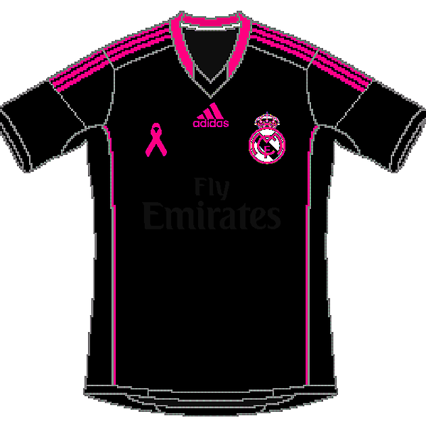 Real Madrid Against Breast Cancer