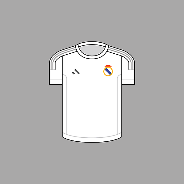 Real Madrid CF - Home / Minimalist