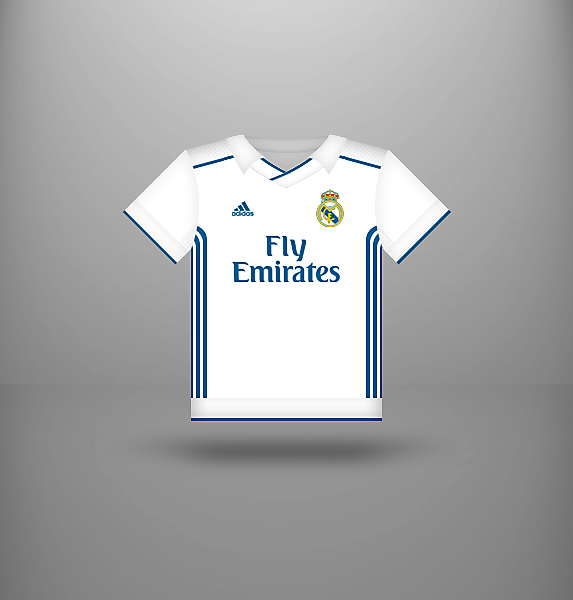 Real Madrid CF - Home Kit 2