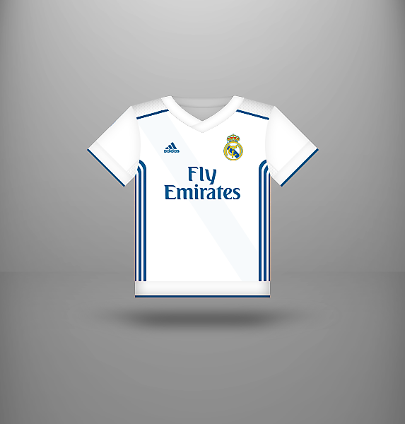 Real Madrid CF - Home Kit 3