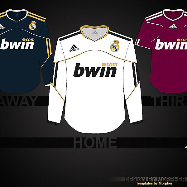 Real Madrid Fantasy Set